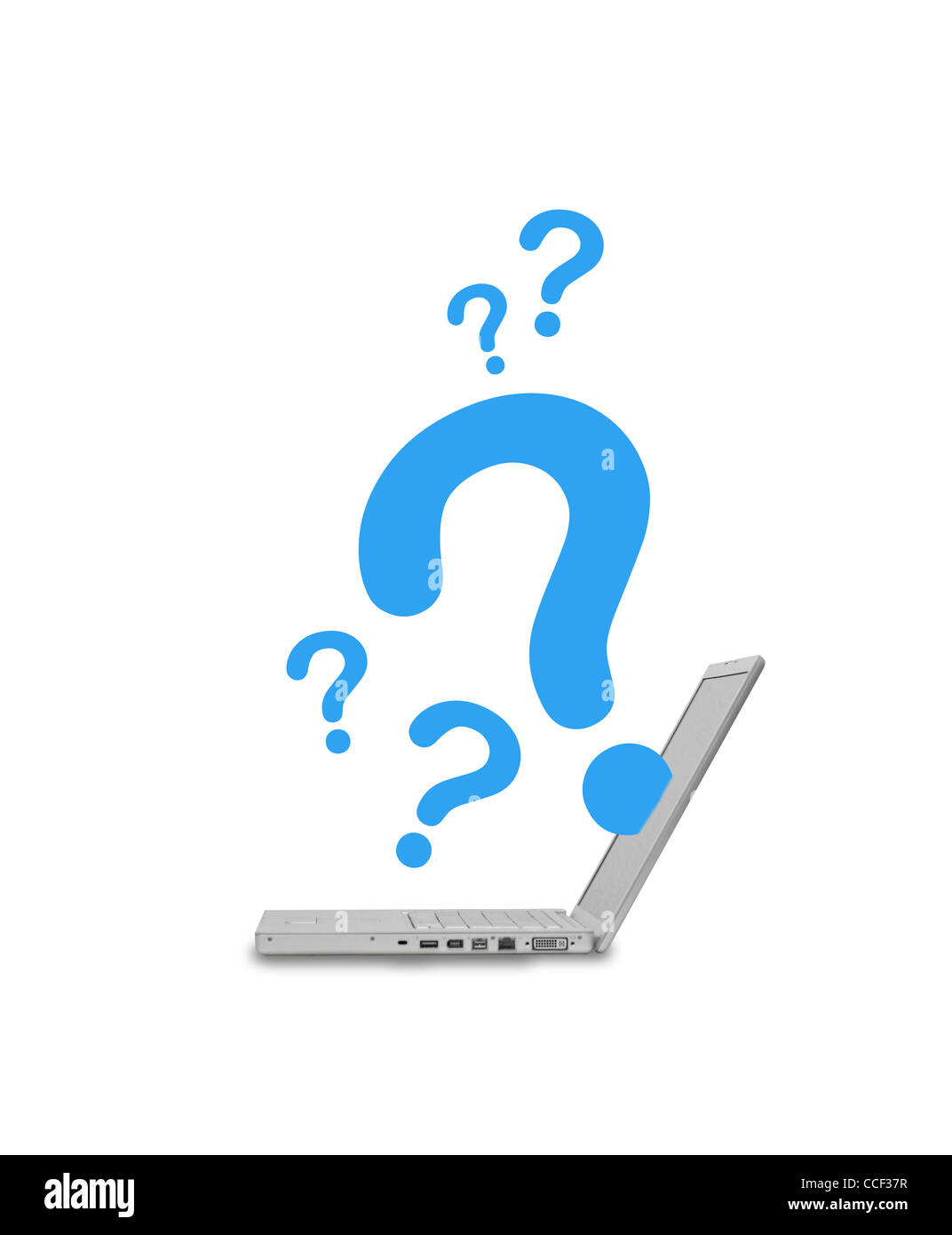 Questions - Stock Image