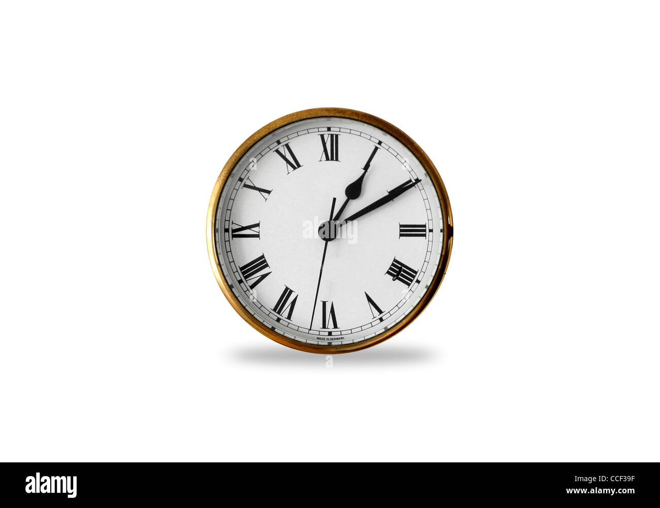 Old clock - Stock Image