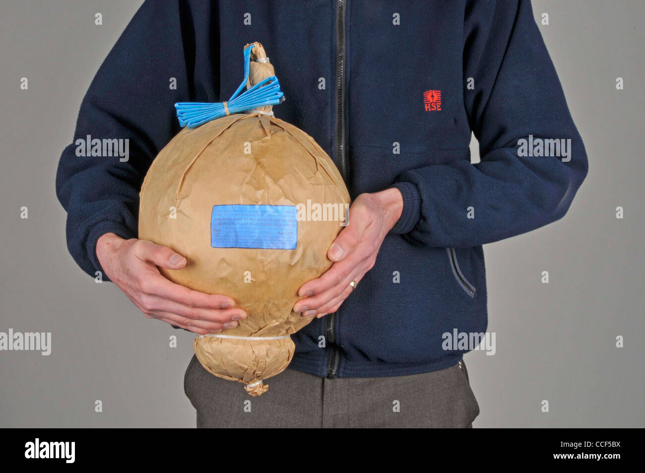 A 12-inch Star shell Firework containing 10 kilograms of