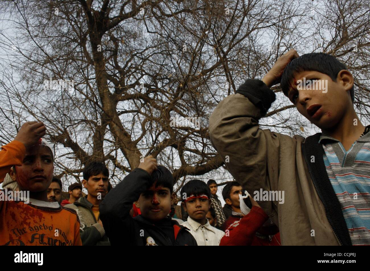 Non Muslim Perspective On The Revolution Of Imam Hussain: Muharram Procession Stock Photos & Muharram Procession
