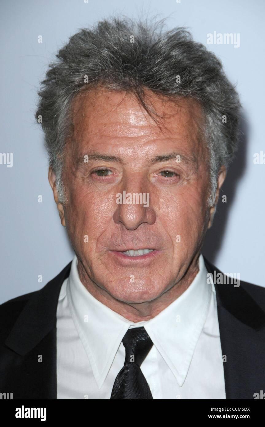 Nov 06, 2010 - Los Angeles, California, USA - Actor DUSTIN HOFFMAN  at the 'Barney's Version' AFI Screening - Stock Image