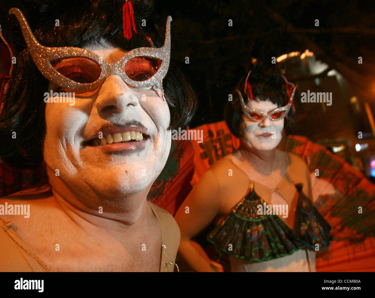 the world famous costume party on santa monica boulevard the celebration is the largest adult outdoor halloween