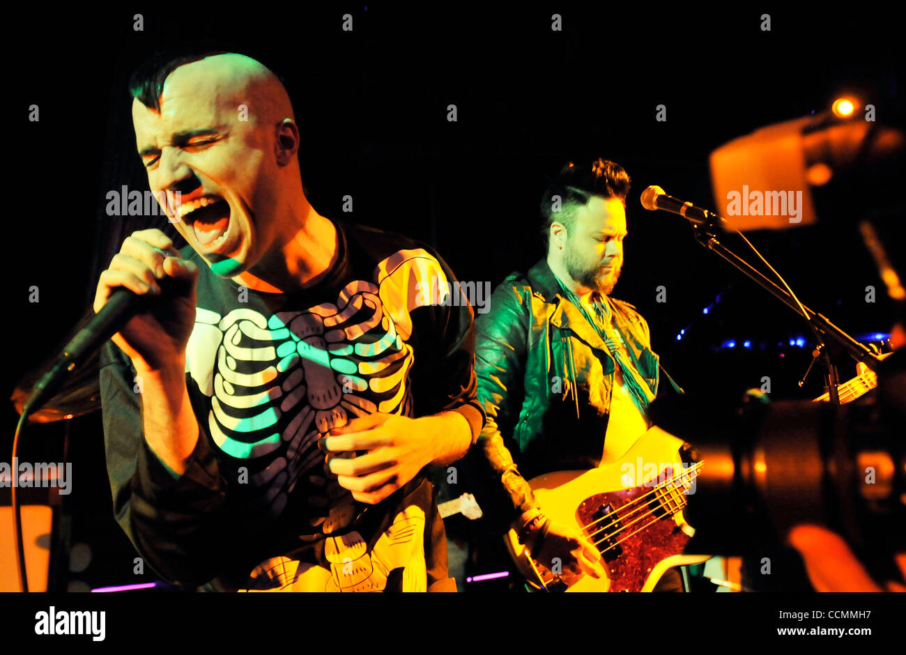 Neon trees drummer and lead singer dating tennis 5