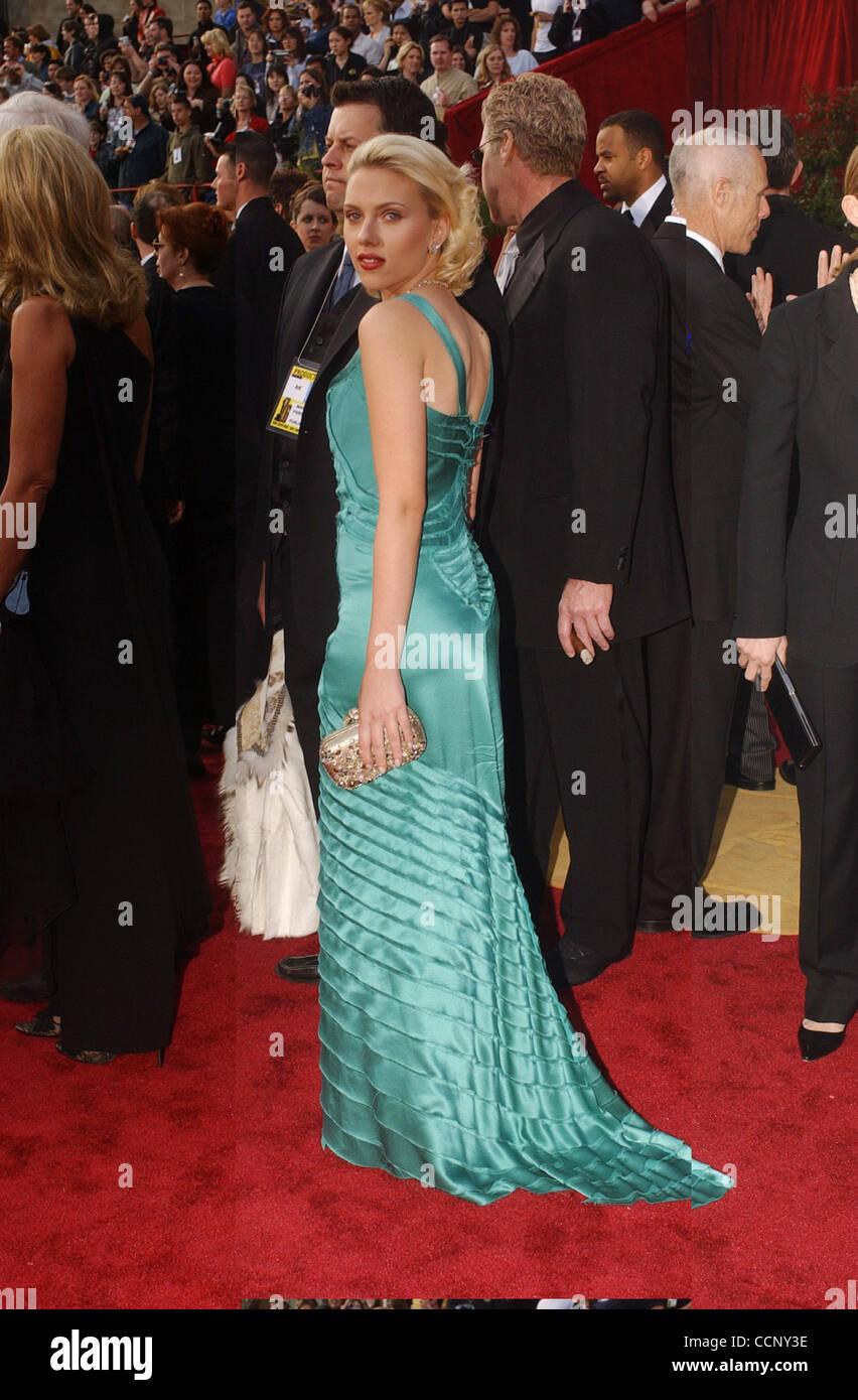 Usa 2004 Scarlett Johansson Stock Photos & Usa 2004 Scarlett ...