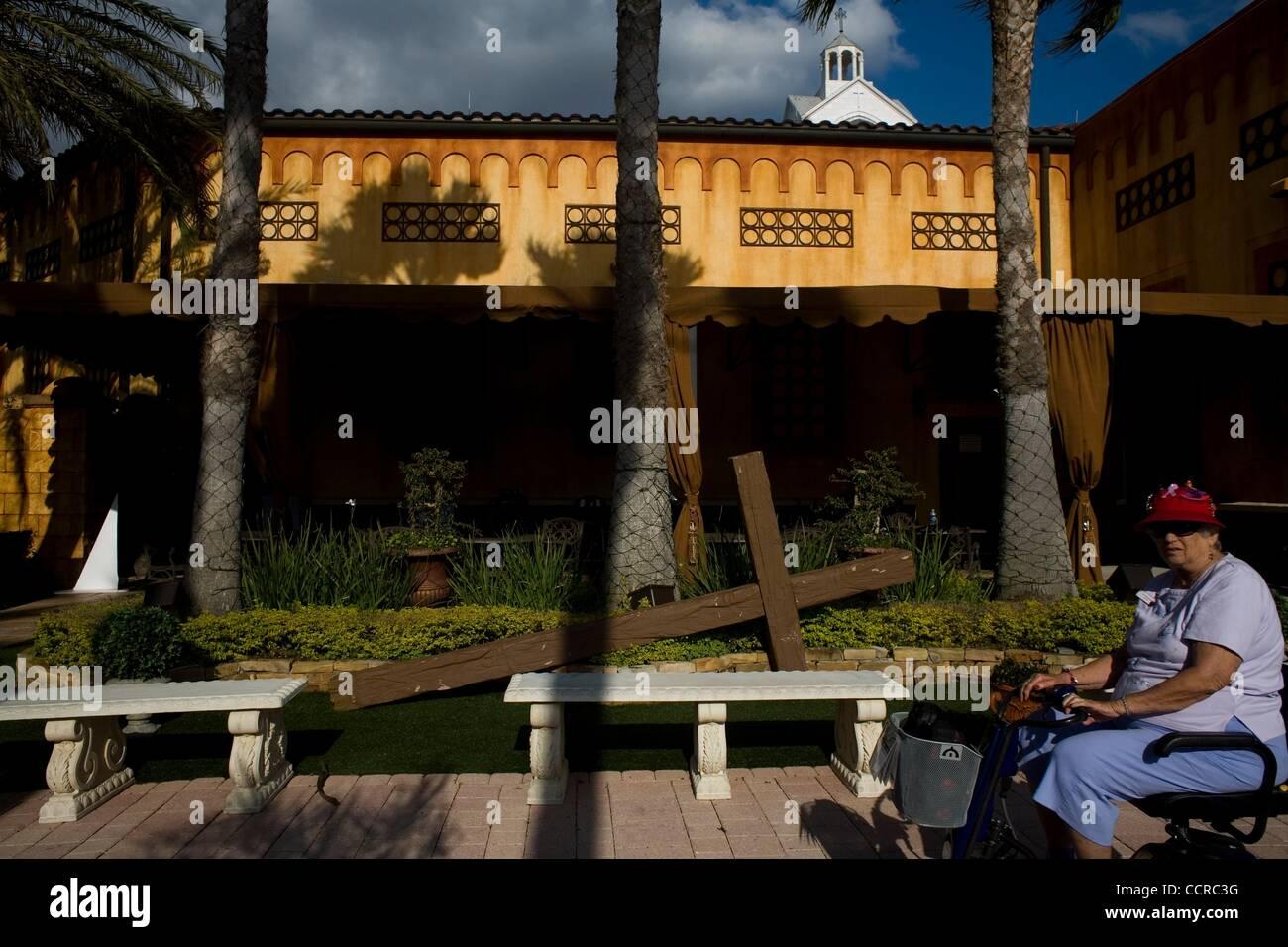 Mar 29, 2010 - Orlando, Florida, U S  - What Would Jesus Do