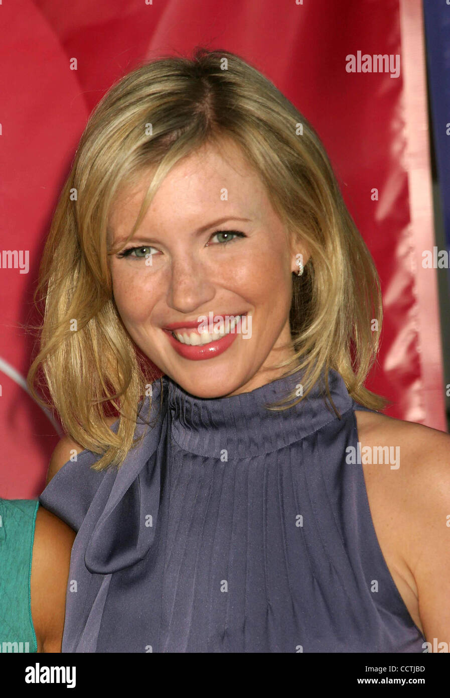 July 11, 2004 - Hollywood, California, U.S. - K38163EG.NBC ALL-STAR PARTY FOR SUMMER PRESS TOUR AT UNIVERSAL STUDIOS Stock Photo