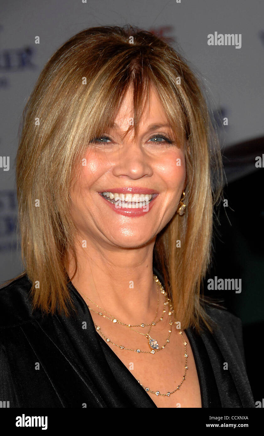 Mar. 01, 2010 - Los Angeles, California, United States - MARKIE POST Attends The 100th Episode Celebration Of  ''Ghost - Stock Image