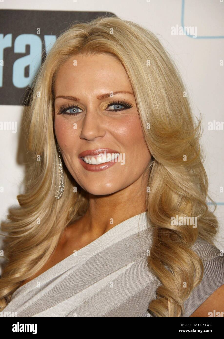 Gretchen Rossi Real Housewives Orange Stock Photos Gretchen Rossi