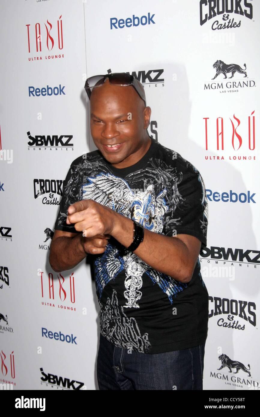 May 07, 2010 - Hollywood, California, U.S. - Jabbawockeez Host An Evening At Tabu Ultra Lounge inside M.G.M. Grand - Stock Image