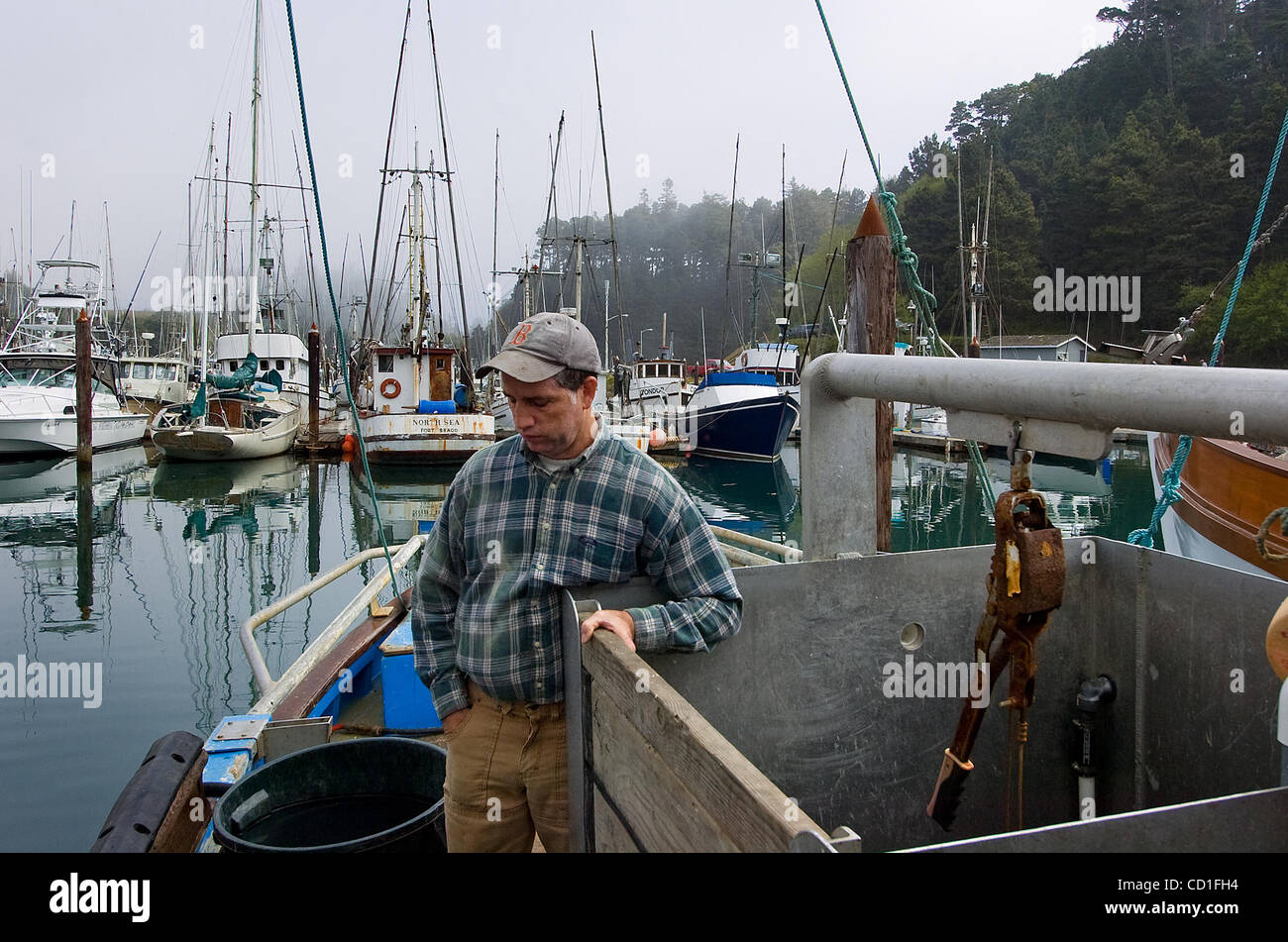 Noyo stock photos noyo stock images alamy for Sac bee fishing report