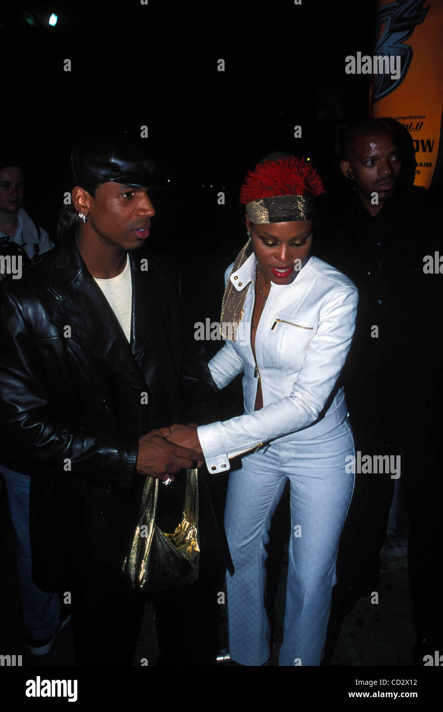 Eve dating stevie j