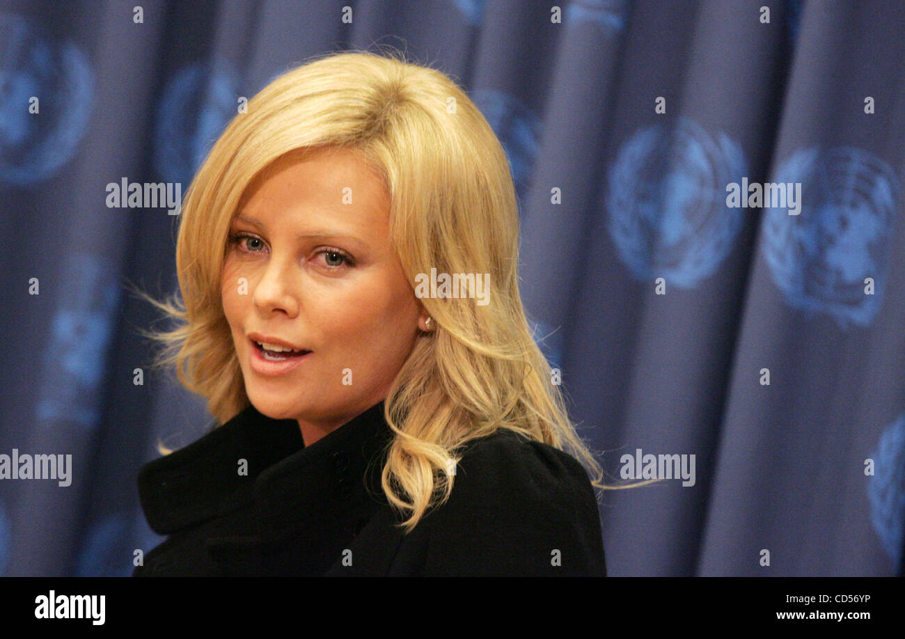 nov 17 2008 new york ny usa actress charlize theron is stock rh alamy com peace in romanian peace lily in dark room