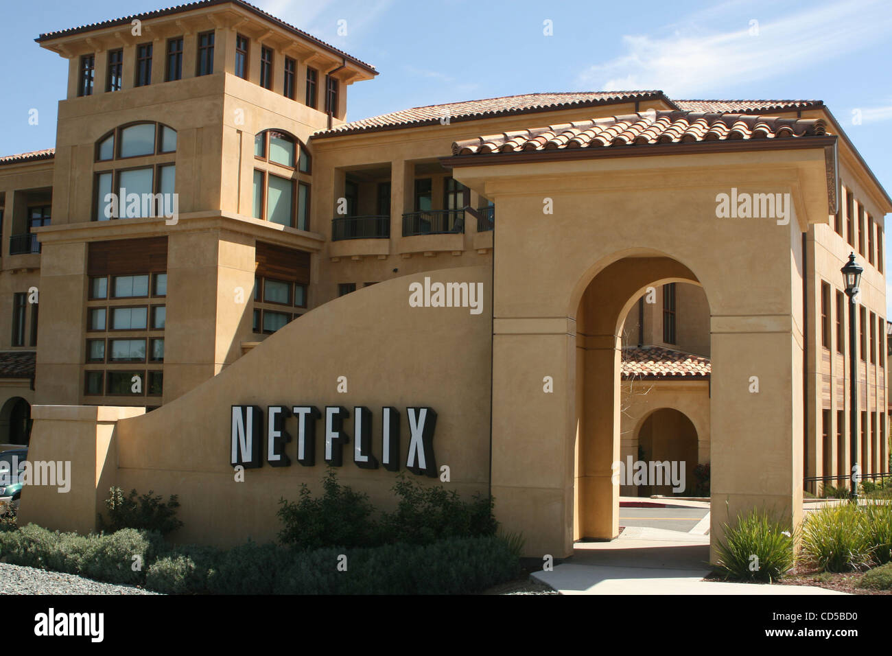 Netflix Headquarters High Resolution Stock Photography And Images Alamy