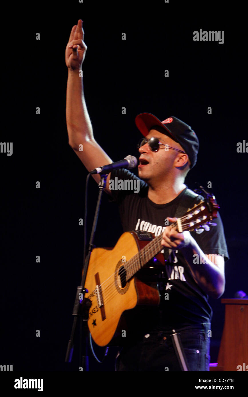 Rage Against The Machine Stock Photos Tom Morello Guitar Wiring Diagram Mar 13 2008 Austin Tx Usa Guitarist Of