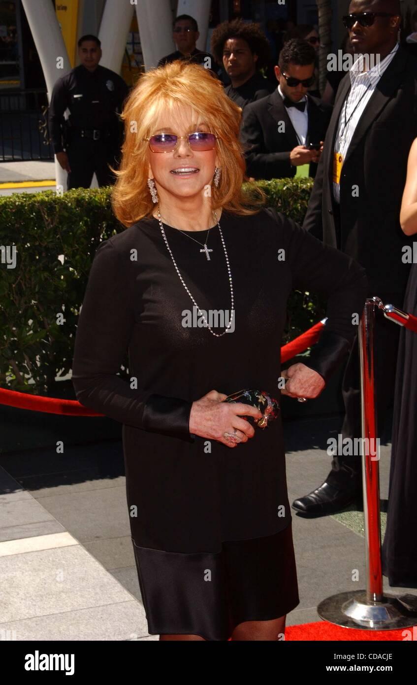 Aug. 21, 2010 - Hollywood, California, U.S. - ANN-MARGRET .the 2010 Primetime Creative Arts Emmy Awards, held at - Stock Image