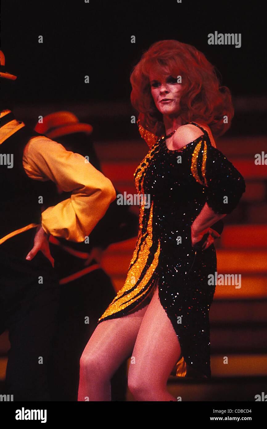 Jan. 1, 2011 - New York, New York, U.S. - L2257.  /    1991.ANN-MARGRET.ANNMARGRETRETRO.ANN MARGRET(Credit Image: - Stock Image