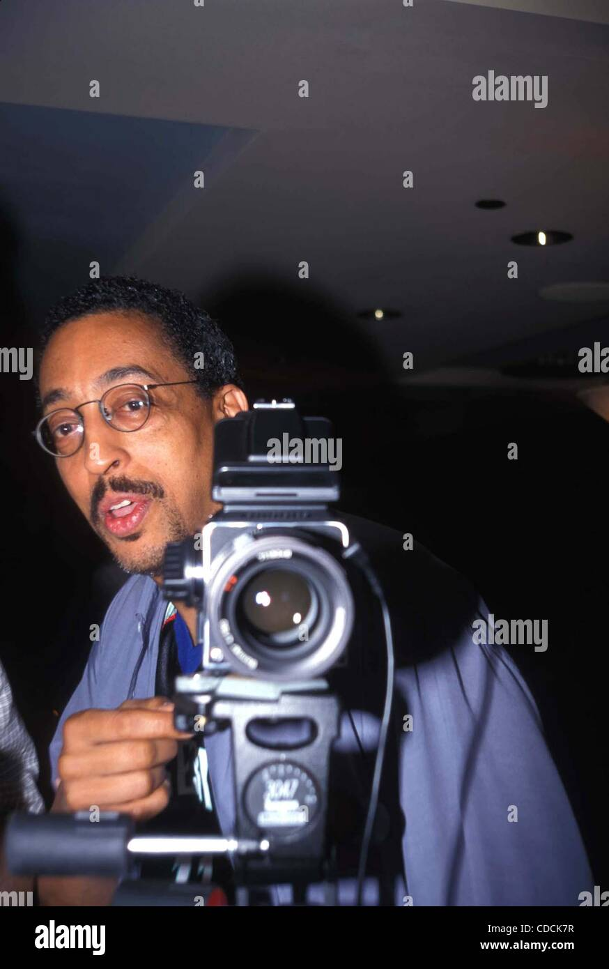 K12739ML.YWCA ''GO GIRL'' EVENT.AT MADISON SQUARE  GARDEN, NEW YORK New York 06/26/98.GREGORY  HINES.  /    1998 Stock Photo