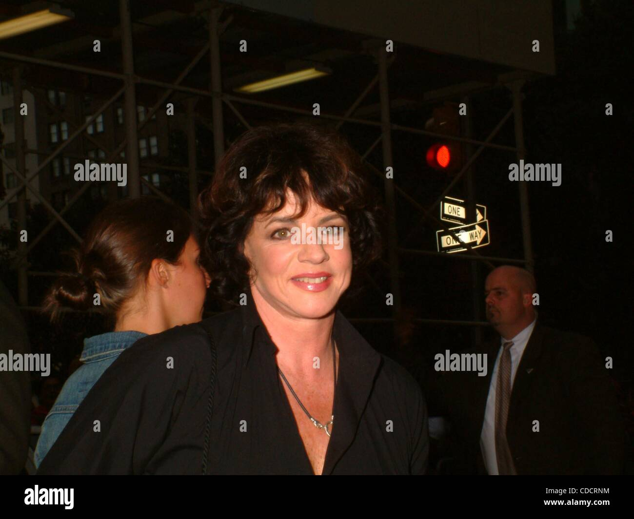 K32146ML NEW YORK PREMIERE OF LE DIVORCE AT PARIS THEATER, NEW YORK New York 08/05/2003.  /    STOCKARD CHANNING(Credit - Stock Image