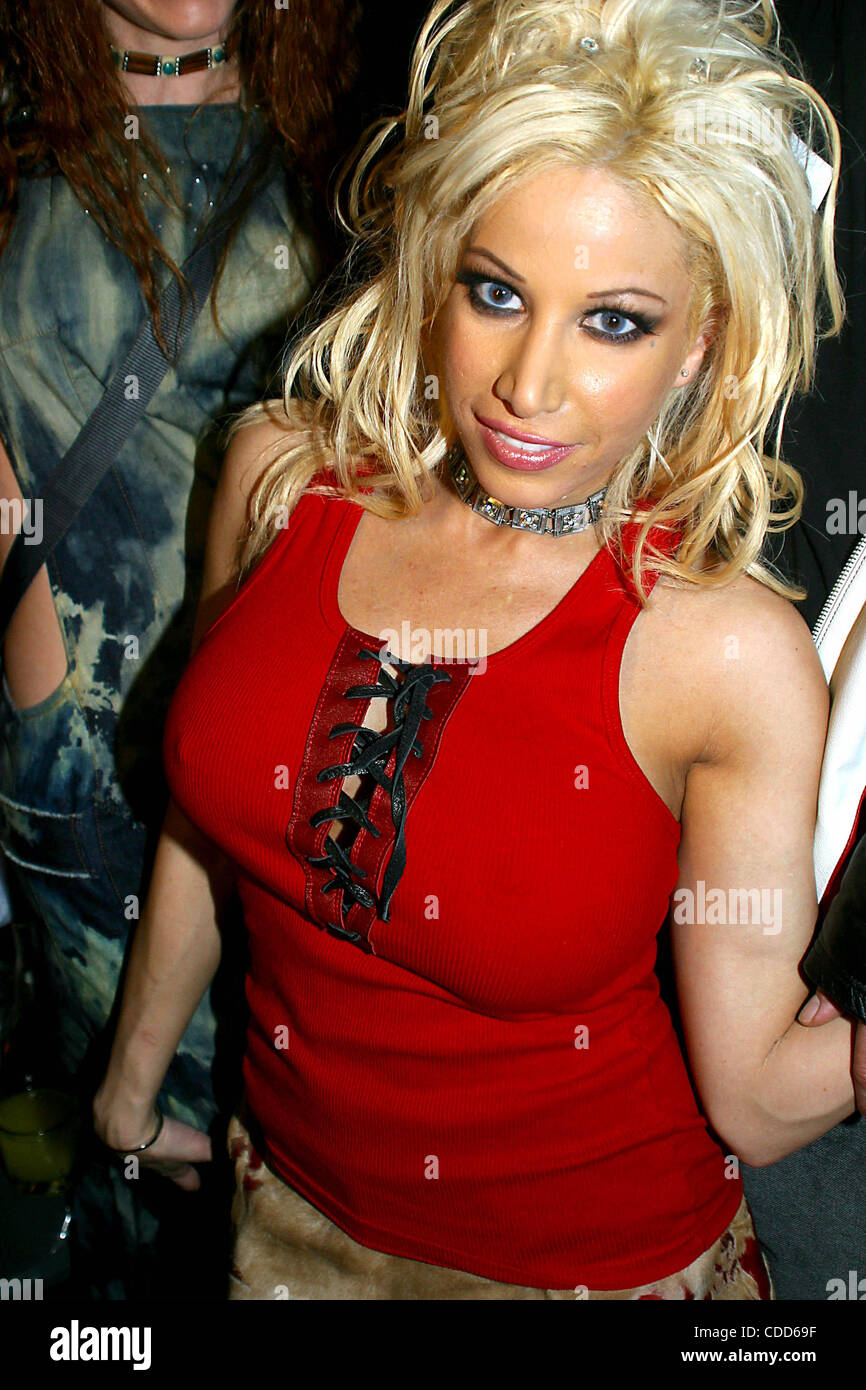 1 2011 New York New York U S Gina Lynn K29758rm Party At Flow Night Club By Ivy Supersonic To Celebrate The Release Of The Eminem Video In New