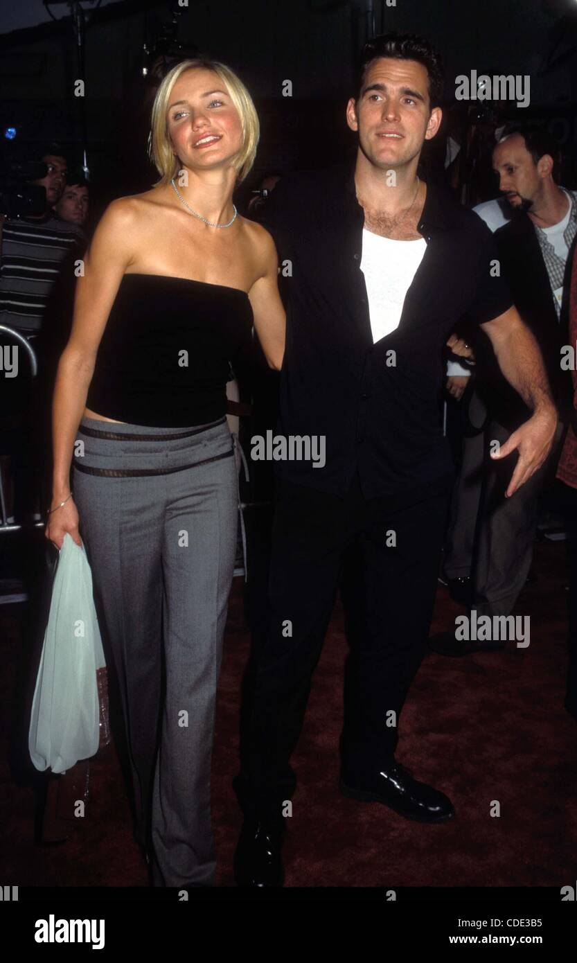 Jan. 1, 2011 - Hollywood, California, U.S. - 7/9/1998.THERE'S SOMETHING ABOUT MARY PREMIERE IN LOS ANGELES.CAMERON - Stock Image