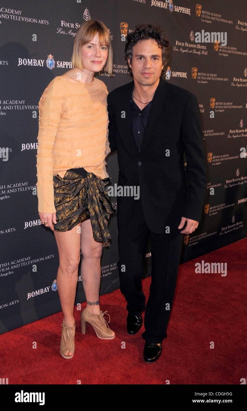 Jan. 15, 2011 - Hollywood, California, U.S. - BAFTA Los Angeles 17th Annual Awards Season Tea Party at the Four Stock Photo