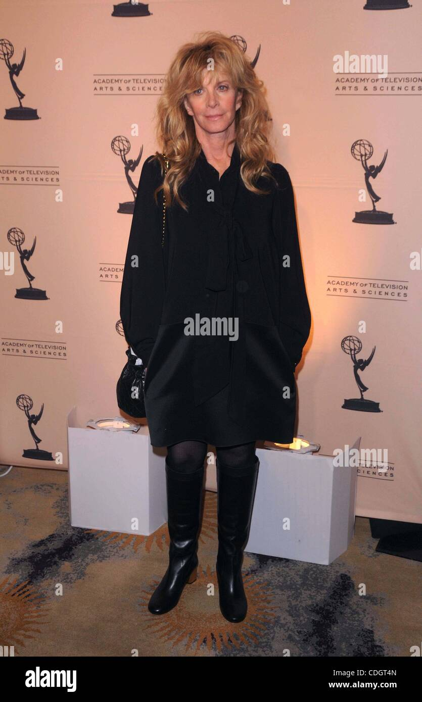 Jan. 20, 2011 - Hollywood, California, U.S. - Academy of Television Arts & Sciences'  20th Annual Hall of - Stock Image