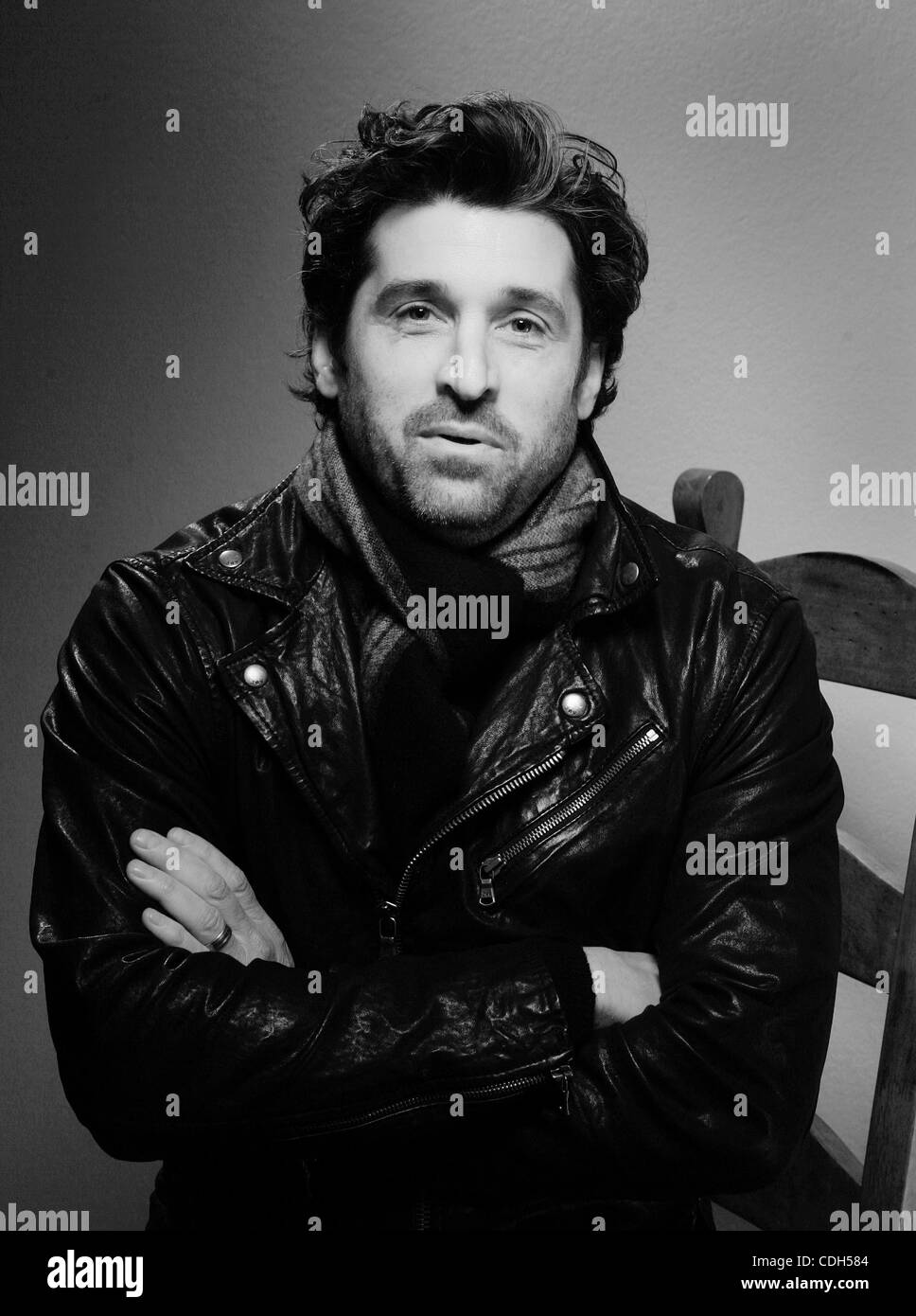 Patrick Dempsey House Black And White Stock Photos Images Alamy