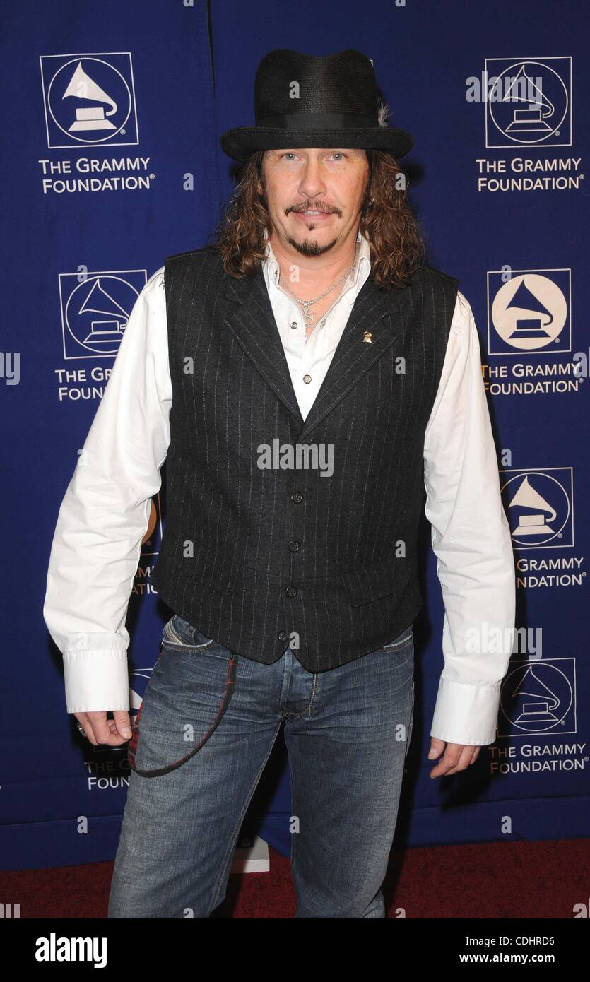 Feb. 10, 2011 - Hollywood, California, U.S. - 13th Annual Music Preservation Project at the Wilshire Ebell Theatre Stock Photo