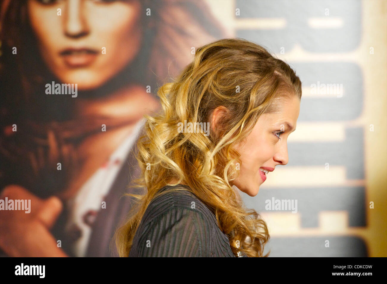 Actress Teresa Palmer attends the Madrid Photocall of 'I Am