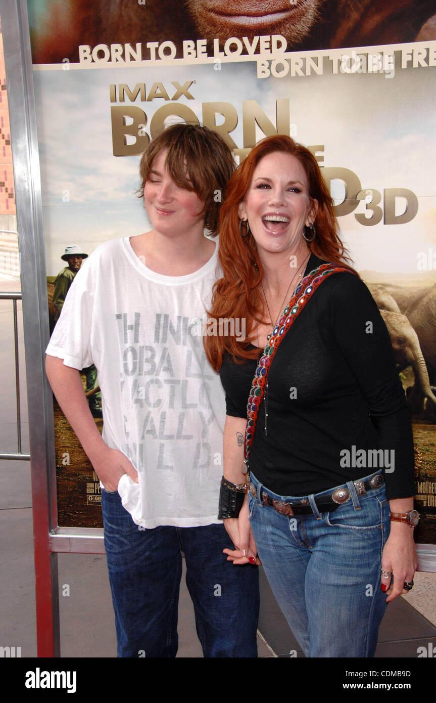 Apr. 3, 2011 - Hollywood, California, U.S. - Michael ...