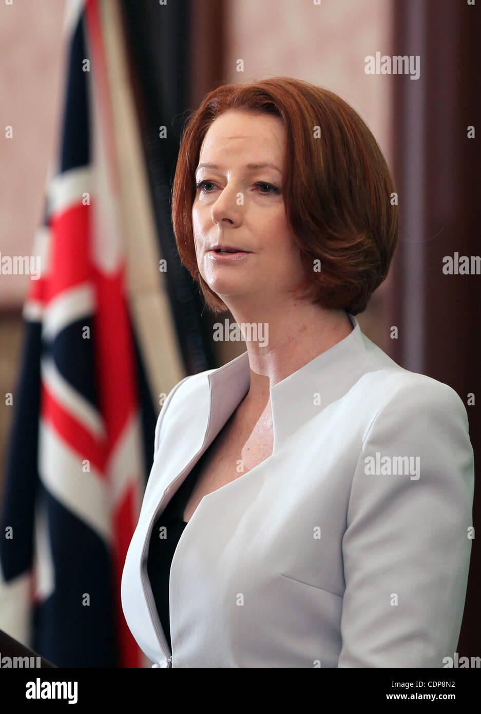 Australian Prime Minister JULIA ...
