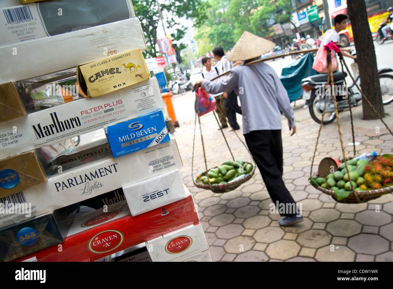 May 12, 2011 - Hanoi, Viet Nam - May 12, 2011, Hanoi, Viet