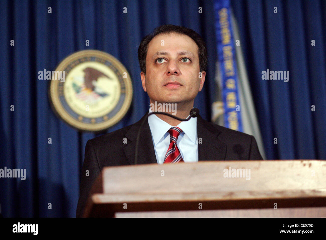 PREET BHARARA, the United States Attorney for the Southern District