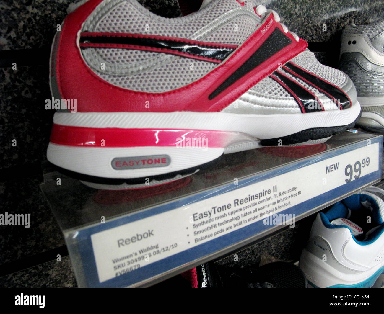 fd1743edf0f0 Reebok Shoes Stock Photos   Reebok Shoes Stock Images - Page 2 - Alamy