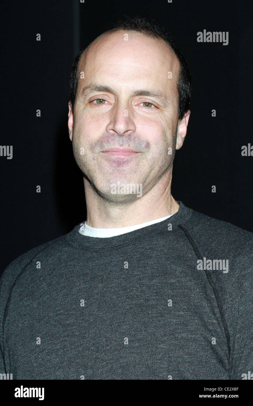 Director D.J. Caruso 'I Am Number Four' stars visit the Apple SoHo store  New York City, USA - 04.02.11 Stock Photo