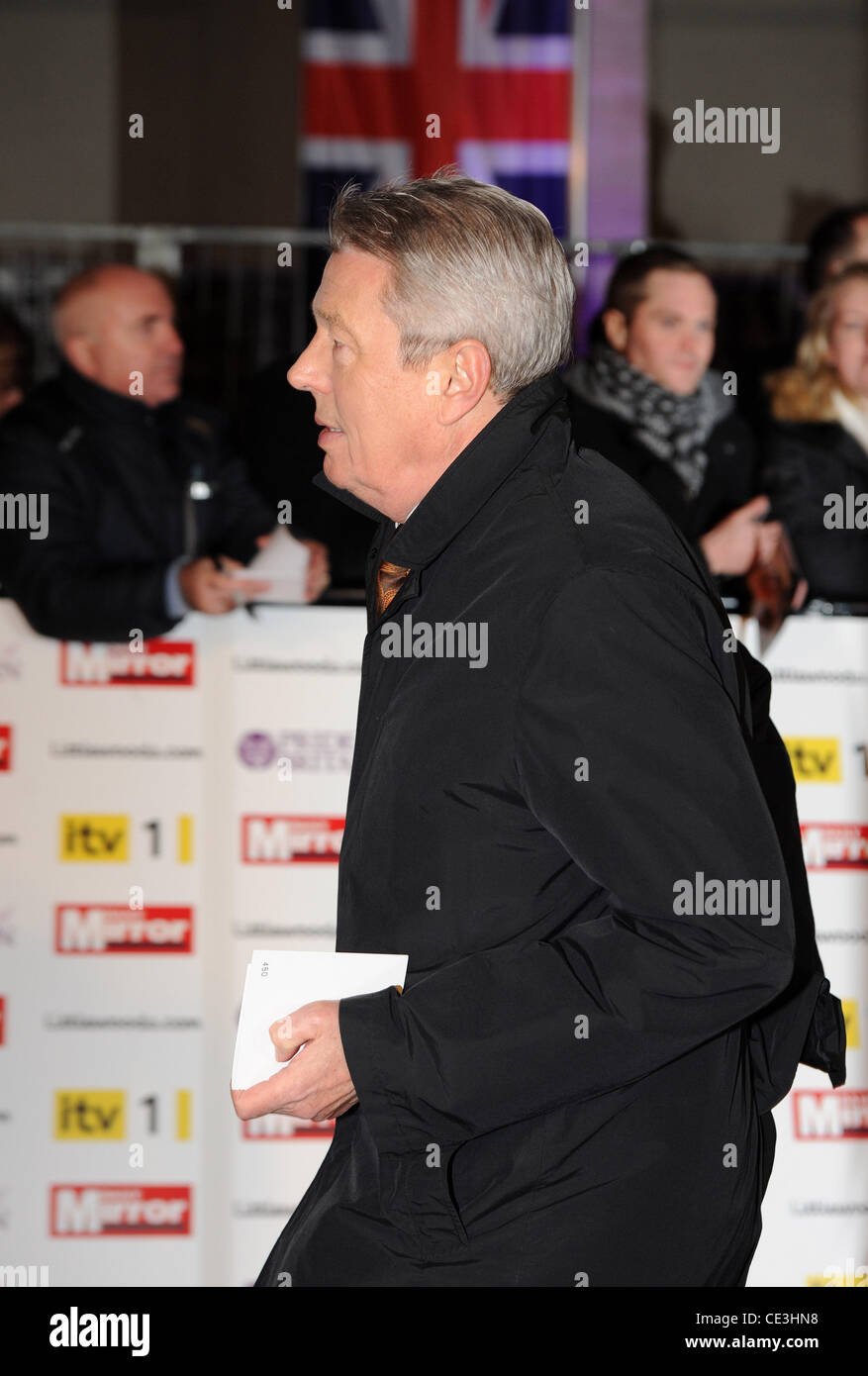 Alan Johnson Pride of Britain Awards held at the Grosvenor House - Arrivals. London, England - 08.11.10 - Stock Image