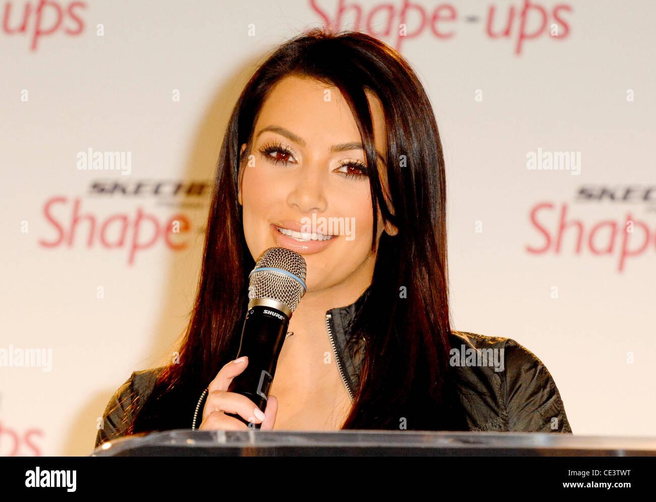 Skechers Shape Ups Announces Global Partnership With Kim