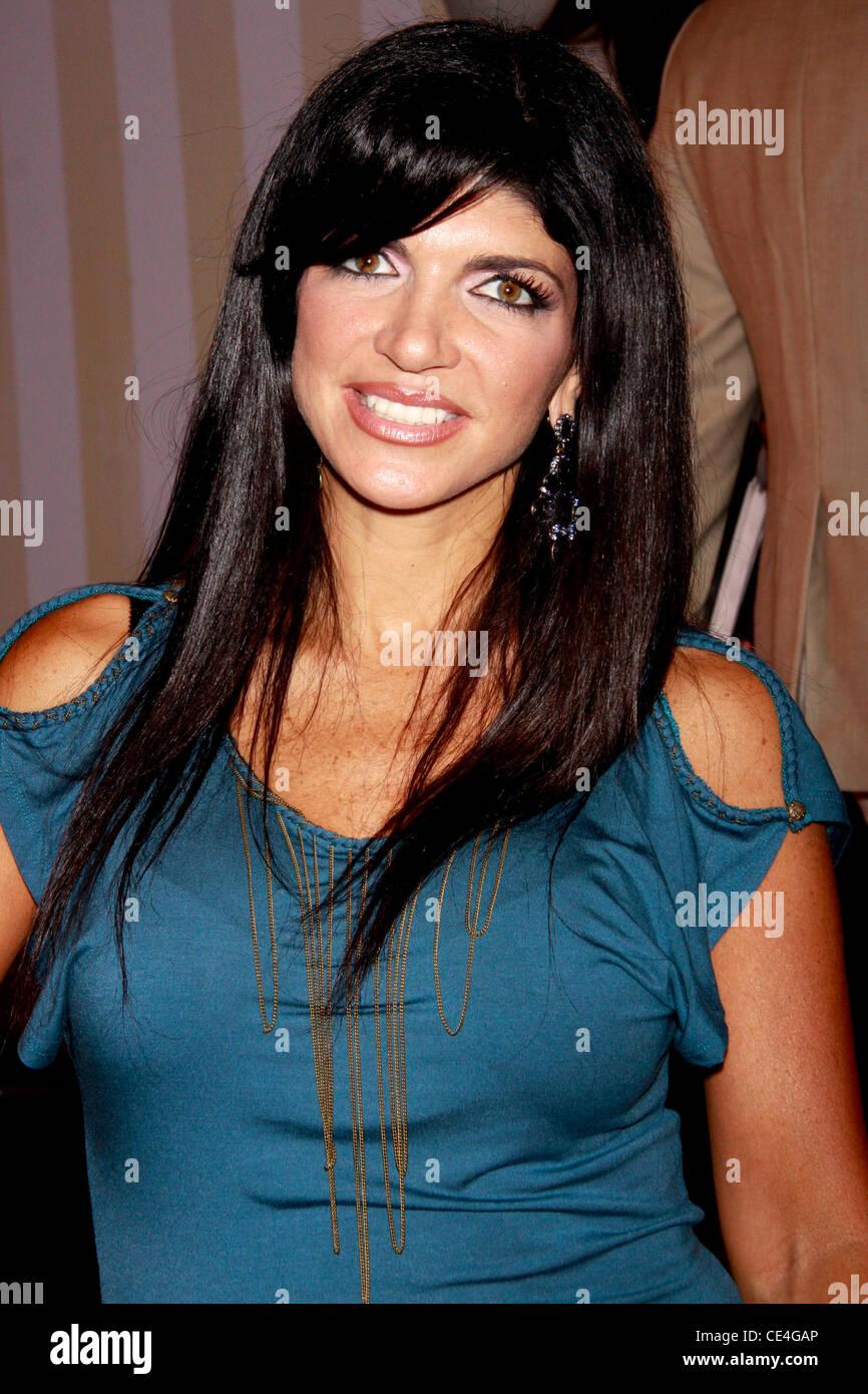 Teresa Giudice Stars of Bravo's 'The Real Housewives of New
