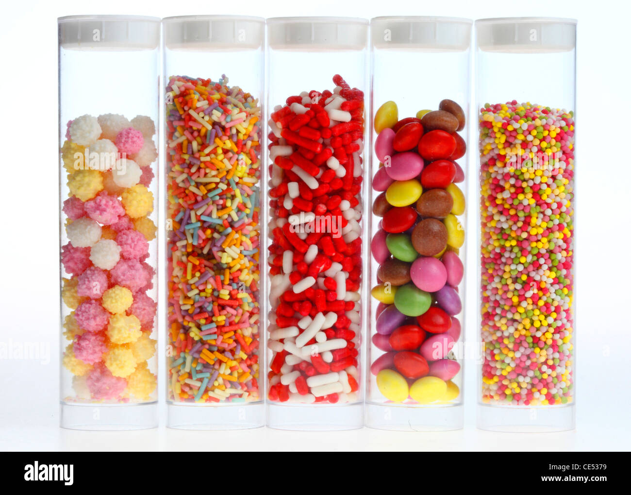 Sweets Different Colors Taste S Shapes Contains Lots