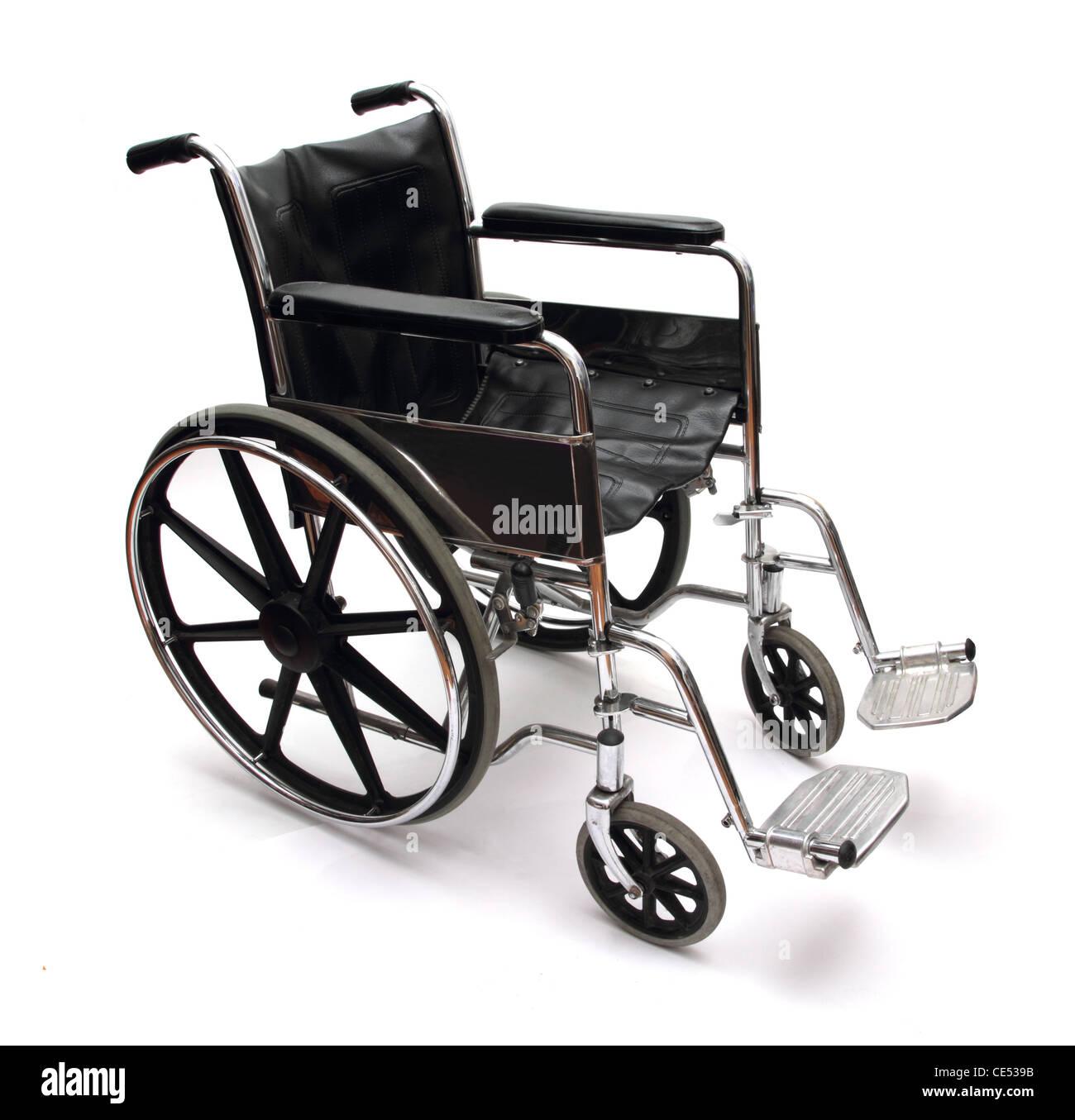 wheel chair - Stock Image