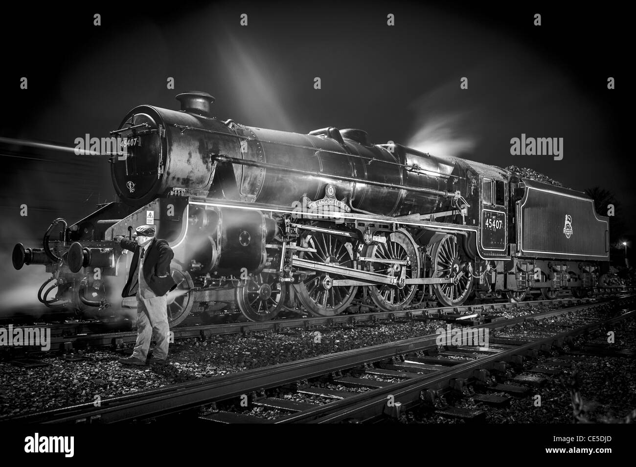 Loco Black and White Stock Photos & Images - Alamy