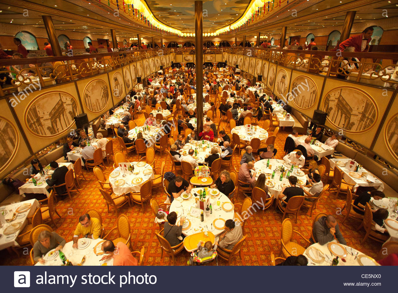 Navigator Of The Seas Dining Room