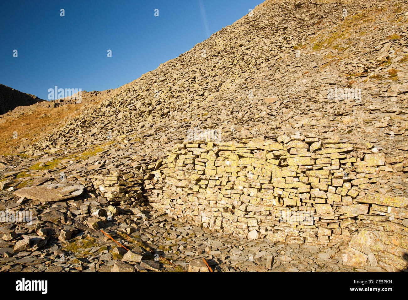 Slate Rock Cliff Stock Photos & Slate Rock Cliff Stock Images - Alamy