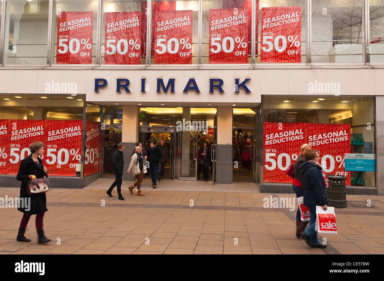 562caf2d92a Primark Store Stores Uk Stock Photos   Primark Store Stores Uk Stock ...