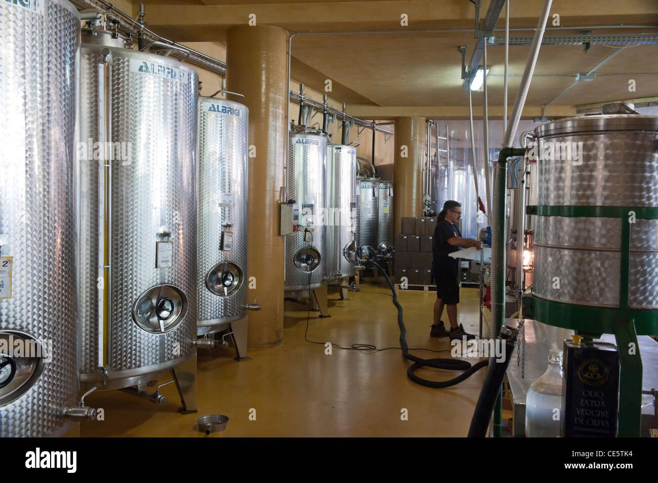 The Roi di Badalucco olive oil mill, Badalucco  Liguria