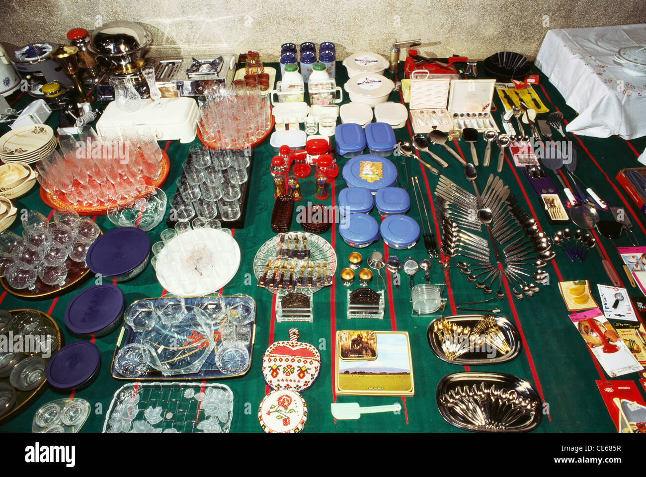 Wedding Gifts To India: Display Of Wedding Gifts To Bride Dowry By Her Parents In
