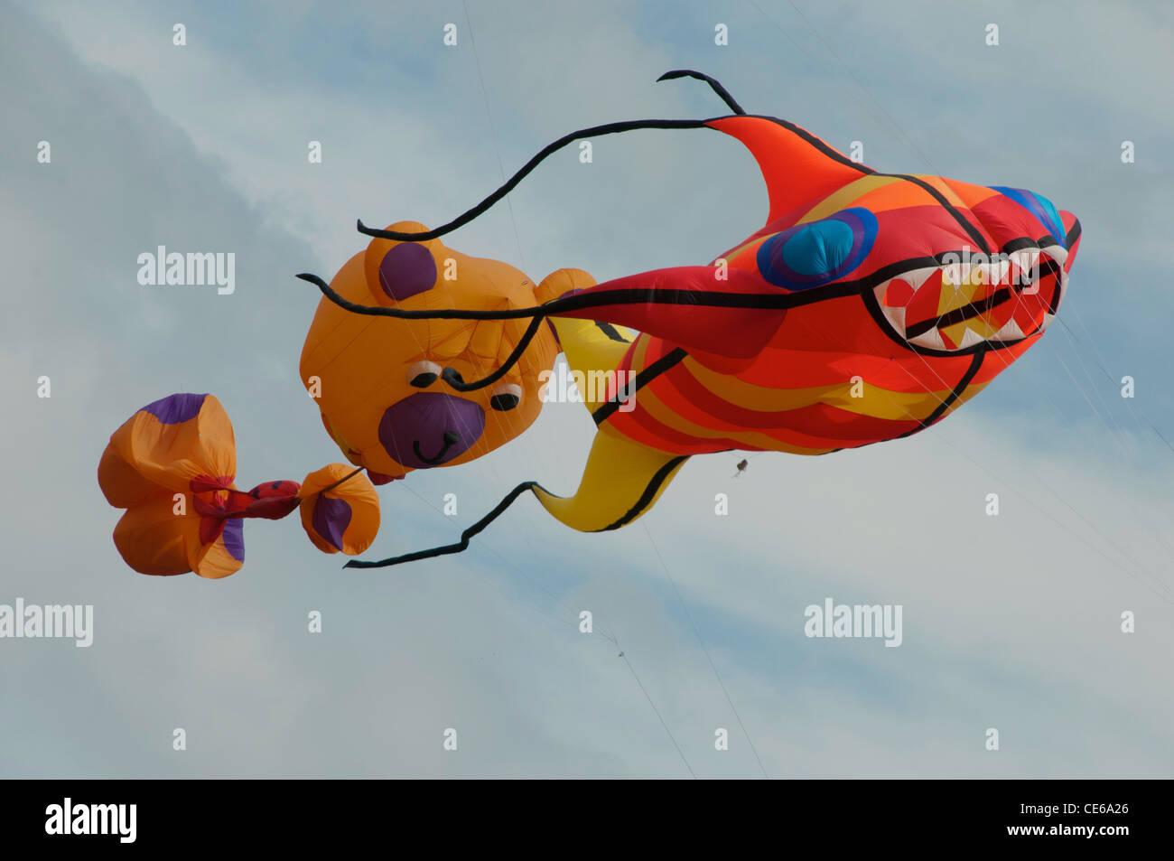 Kites - Stock Image
