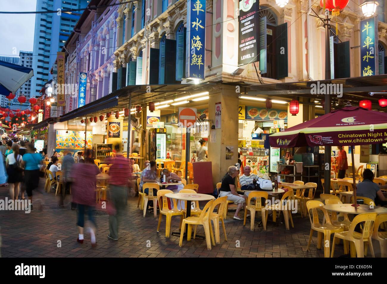 Penang Night Food Market