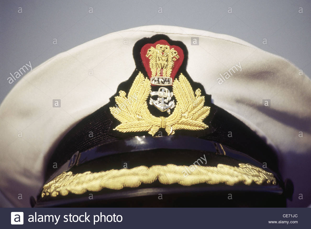 Indian Navy Cap India