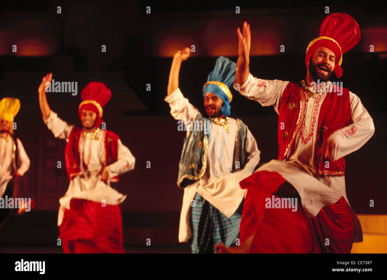 2ec2e37e8 Punjabi Dance Stock Photos & Punjabi Dance Stock Images - Alamy